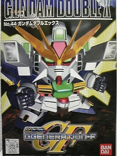 ガンダムダブルエックス NO.44 「SD ガンダム G-GENERATION-F」の商品画像