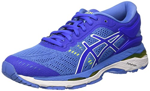 Running kayano Asics regatta Purple Viola Donna Scarpe 24 Blue blue white Gel RIIrOZ5