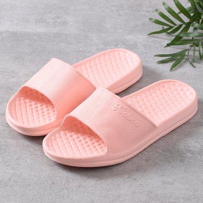 couple modèles Pantoufles pantoufles sandales de mou Summer hommes mousse jade femmes CWJDTXD légères d'été dérapant pantoufles home intérieur anti bains et en maison 36 salle féminins fond 1x4A00qdw