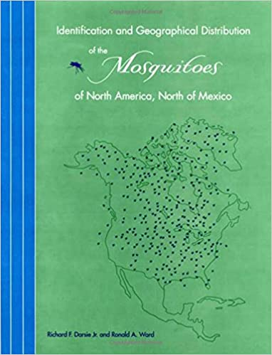 Book Identification and Geographical Distribution of the Mosquitoes of North America, North of Mexico