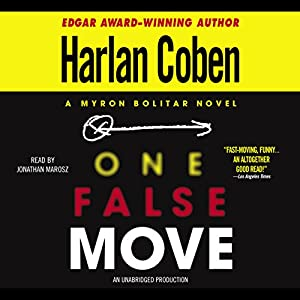 One False Move Audiobook