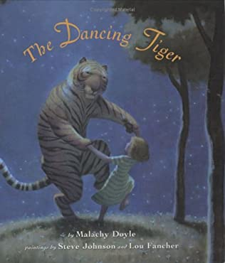 book cover of The Dancing Tiger