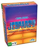 Outset Media Jeopardy the Card Game - Travel Quiz Game With 108 Answers and Questions - Ages 12+