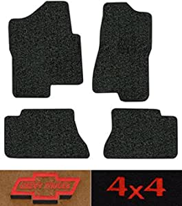 FITS 1999-2002 Chevrolet C3500 Old Body Style Floor Mat Frt Row 1pc Cutpile