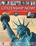 img - for Citizenship Now! Student Book with Pass the Interview DVD and Audio CD: A Complete Guide for Naturalization by Karen Hilgeman (2008-12-08) book / textbook / text book