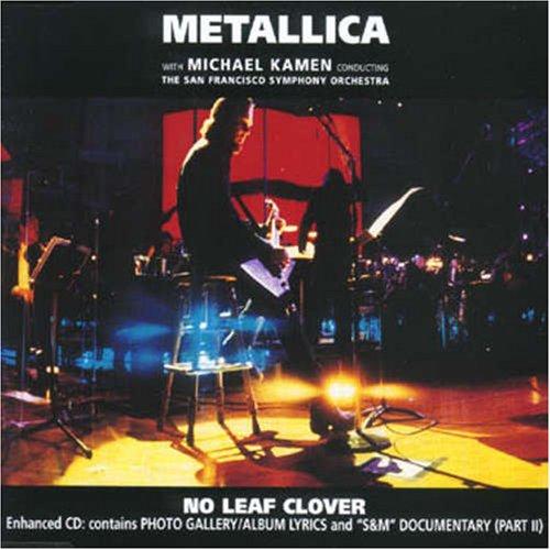 Metallica no leaf clover hd live s&m youtube.