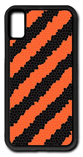 (iPhone Xs Case Halloween Trick Or Treat Customizable by TYD Designs in Black)