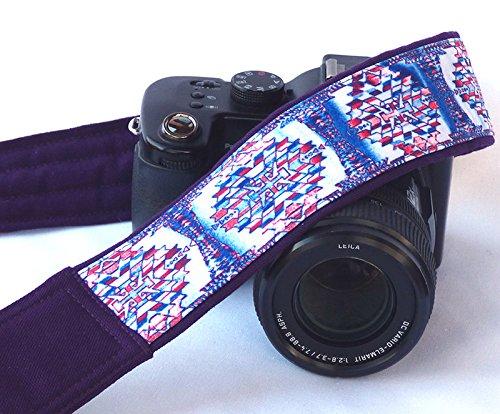 dslr-camera-strap-southwestern-tribal-camera-strap-native-american-camera-strap-inspired-mens-camera