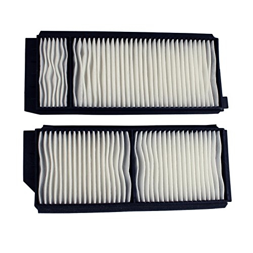 Beck Arnley 042-2088 Cabin Air Filter Set for select  Mazda 3/5 models