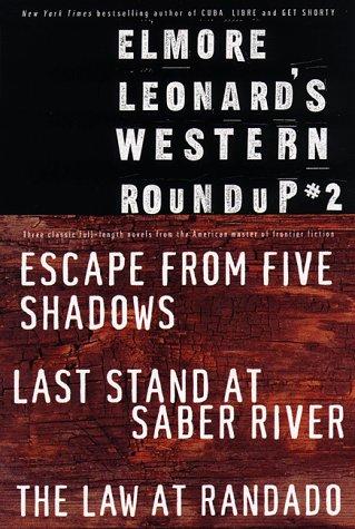 Elmore Leonards Western Roundup Shadows product image