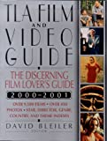 TLA Film and Video Guide, 2000-2001, David Bleiler, 0312243308