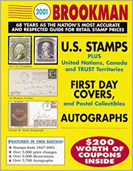 2002 Brookman Stamp Price Guide: (Brookman Stamp Price Guide. (Spiral), 2002)
