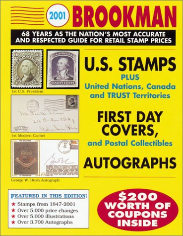 Stamp Covers Day Collecting First (Brookman Stamp Price Guide)
