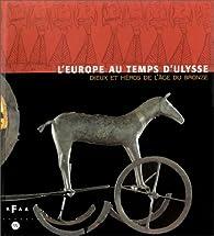 L'Europe au temps d'Ulysse par  Conseil de l'Europe