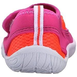 Speedo Surfwalker Pro 2.0 Water Shoes (Toddler), Pink/White, 8/9 US Toddler