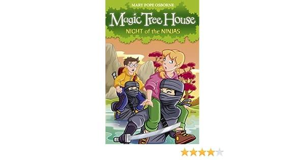 Magic Tree House 5: Night of the Ninjas (English Edition)