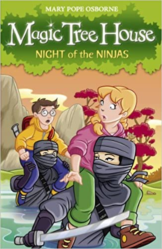 Buy Magic Tree House 5 Night Of The Ninjas Book Online At