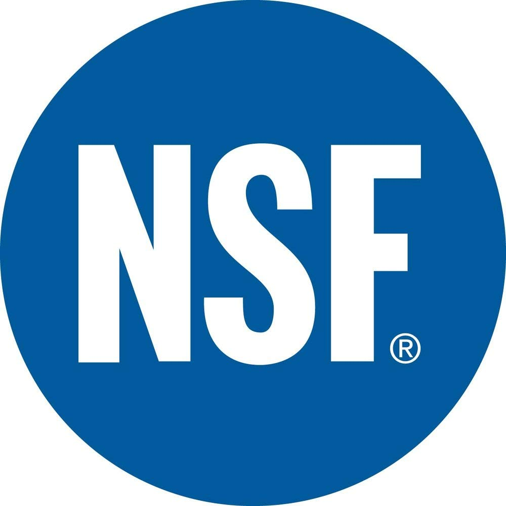 5 x 5 1//64 Thick Gasket Material 3 Sheets V NSF-61 Certified General Purpose