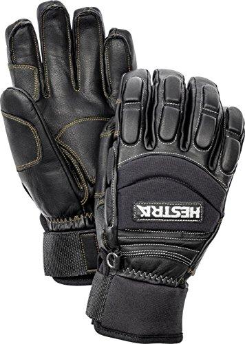Hestra Vertical Cut Freeride Glove Black 7