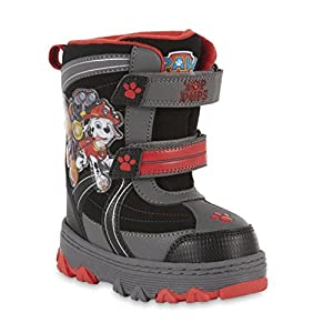 Nickelodeon PAW Patrol Snow Boots for Boys