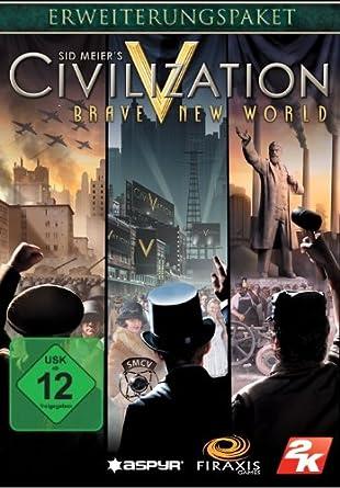 Sid Meier's Civilization V: Brave New World Add-on [Mac Steam Code]
