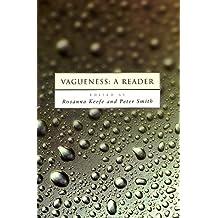 Vagueness: A Reader