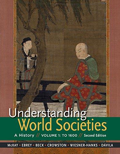 Understand.World Soc.,History,V.1