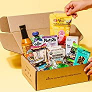 Vegancuts Vegan Variety Snack Subscription Box - Fresh plant based and original snacks are vegan certified and