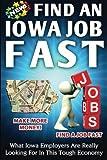 Find an Iowa Job Fast, Nick Vulich, 1494204304