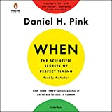by Daniel H. Pink (Author, Narrator), Penguin Audio (Publisher) (106)  Buy new: $24.50$20.95