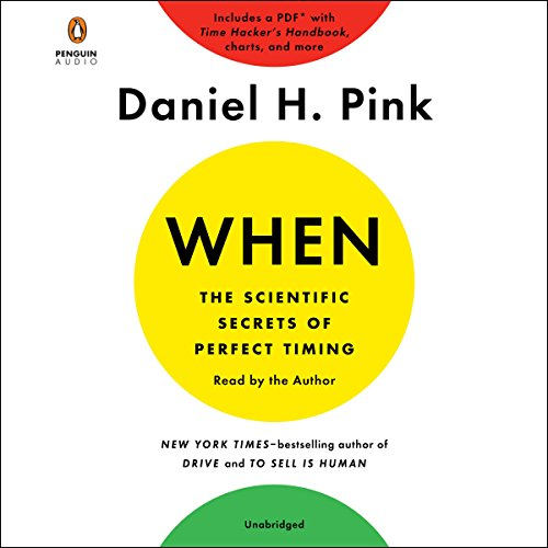 by Daniel H. Pink (Author, Narrator), Penguin Audio (Publisher)(36)Buy new: $24.50$20.95