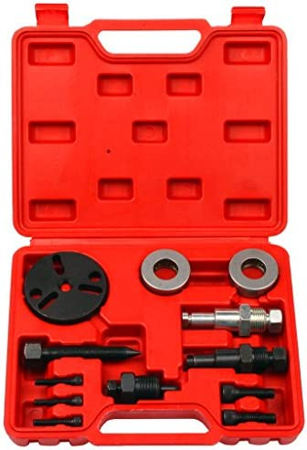 SPTTOOLS Air Conditioning Compressor Clutch Removal Tool Set