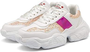 Glitter Sneakers for Women の