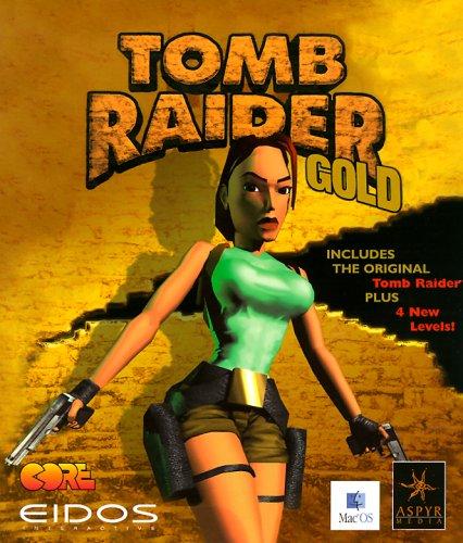 Amazon Com Tomb Raider Gold Mac Video Games
