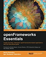 openFrameworks Essentials Front Cover