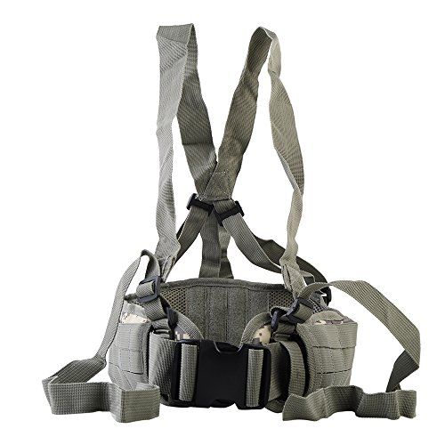6a0bba5e67d AIRSSON Tactical H shaped Suspender Adjustable
