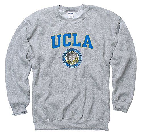 UCLA Bruins Block & Seal Crew Neck Sweatshirt