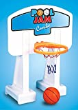 Water Sports Pool Jam Basketball and Volleyball Swimming Pool Combo Game