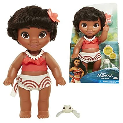 Amazon Com Moana New Spring 2018 Disney S Young Doll 12 Inches