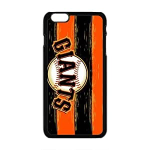 Cool Painting Baseball Giants Cell Phone Case for Iphone 6 Plus