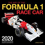 The Art of the Formula 1 Race Car 2020: 16 Month Calendar Includes September 2019 Through December 2020