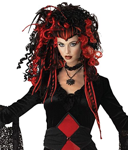 Black Widow Sign (Seasonal Visions International - Wig Nightmare Black Widow - Standard)
