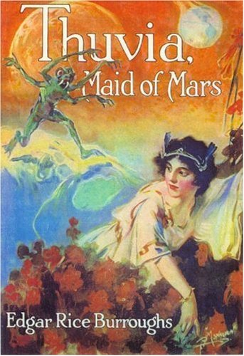 Download Thuvia, Maid of Mars pdf epub