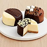 Shari's Berries - Dipped Cheesecake Trio - 3 Count - Gourmet Baked Good Gifts