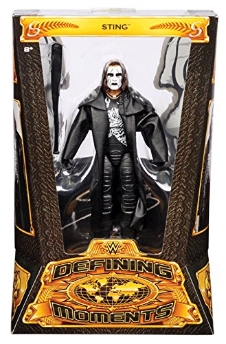 WWE Elite Collector Defining Moments Sting Action Figure (Wwe Action Figures Sting compare prices)