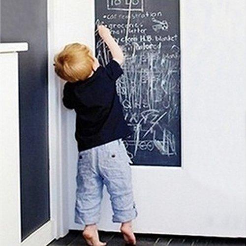 Gilroy Vinyl Removable Blackboard Chalkboard Wall Sticker for School, Home, Children Room, Bar, Office, Shop, Coffe-shop, - Gilroy Shops