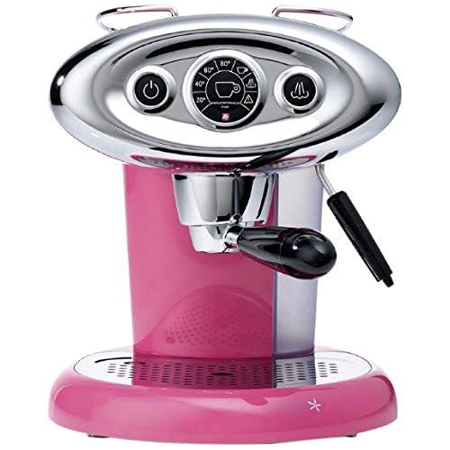 Francis Francis X7.1 Iperespresso, 1 Litre, 240 W, Hot Pink
