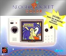 Neo Geo Pocket Color: Platinum Silver Bundle