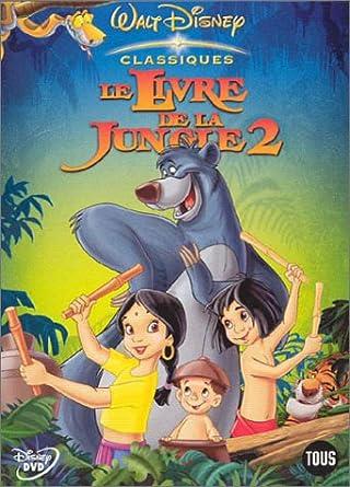 Le Livre De La Jungle 2 Amazon Fr Steve Trenbirth Dvd Blu Ray