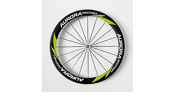 Aurora Racing 700.C 50.C-23.Mm Carbone Roues Pneu de Vélo de Route ...